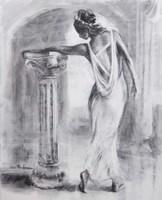 Grecian Maiden Fine Art Print