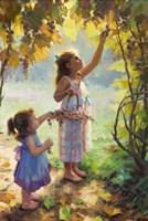 The Harvesters Fine Art Print