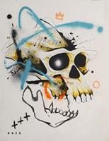 Skull 2 Fine Art Print