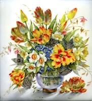Flower Arrangement Fine Art Print