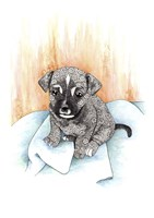 Little Annie Fine Art Print