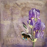 Ville de Paris II Fine Art Print