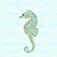 Stanley Seahorse Fine Art Print