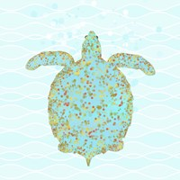 Tucker Turtle Fine Art Print