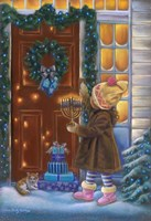 Hanukkah Fine Art Print