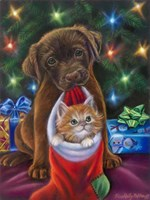 Holiday Joy Fine Art Print