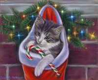 Stocking Stuffer Fine Art Print