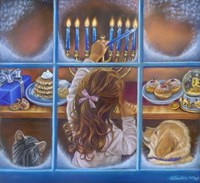 My Hannukah Wish Fine Art Print