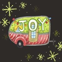Joy Trailer Fine Art Print