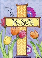 He Is Risen Fine Art Print