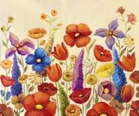Garden B Fine Art Print