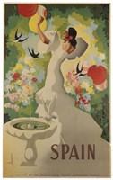 Spain Morell Fine Art Print