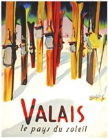 Valais Fine Art Print