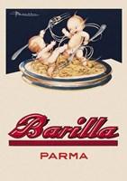 Barilla Parma Fine Art Print