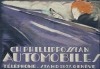 Automobiles Fine Art Print