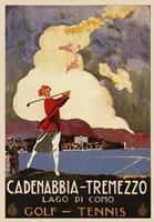 Cadenabbia Fine Art Print