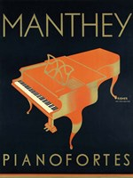Manthey Piano Fine Art Print