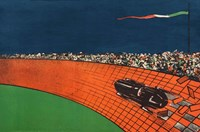Racing Italy Fine Art Print