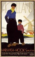 Travel Holland Fine Art Print