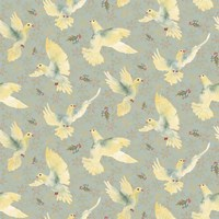 Bird Pattern 1 Fine Art Print