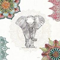 Mandala Morning I Fine Art Print