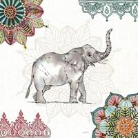 Mandala Morning III Fine Art Print