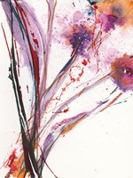 Floral Explosion III Fine Art Print
