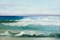 Azure Ocean Fine Art Print