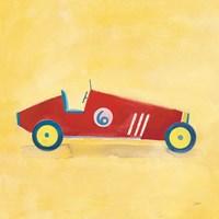 Race Car 6 Fine Art Print