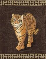 Grand Tiger Traveller Fine Art Print