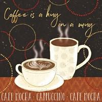 Fresh Coffee III Fine Art Print