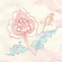 Eastern Boho II Fine Art Print