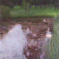 The Swamp, 1900 Fine Art Print