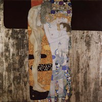 Three Ages of Woman Fine Art Print