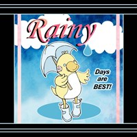 Rainy Days Fine Art Print