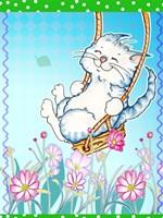 Spring Swing Fine Art Print