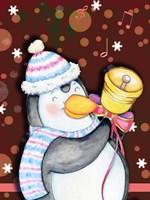 Penguin Bell Fine Art Print