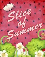 Slice of Summer Fine Art Print