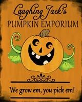 Laughing Jack Fine Art Print