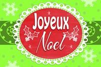 Joyeux Noel Fine Art Print