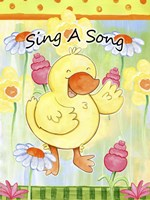 Sing Your Own Song Fine Art Print