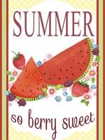 Berry Sweet Fine Art Print