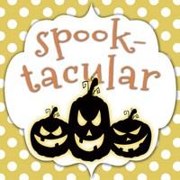 Spooktacular Pumpkins Fine Art Print