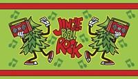 Christmas Jungle Bell Rock Fine Art Print