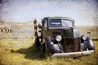 Ford V8 Fine Art Print