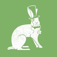 Wabbit Green Fine Art Print