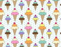 I Scream Fine Art Print