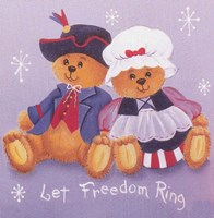 Let Freedom Ring Fine Art Print