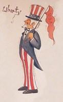 Liberty Gent Fine Art Print
