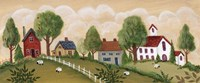 Countryside Fine Art Print